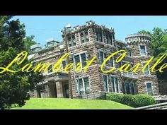 Our Family trip to Lambert Castle, Originally called Belle Vista which is located with in the Garret Mountain Reservation at 3 Valley Rd, in Paterson, NJ. Jersey Girl, New Jersey, Family Travel, Castle, Bucket, Memories, Mansions, House Styles, Youtube