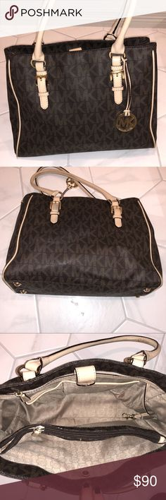1b93184ad6c4 Micheal Kors Bag used a lot decent condition comes with mk silk bag cover Michael  Kors Bags Shoulder Bags