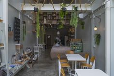 Thinkin Outside The Fox café by party/space/design Bangkok  Thailand