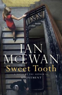 Our October 2012 book club pick! Theme: Smoke and Mirrors. Title: Sweet Tooth by Ian McEwan