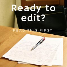 Are you ready to edit your autobiography or memoir? Read this before you start. Your Story, Memoirs, Things To Think About, Reading, Reading Books