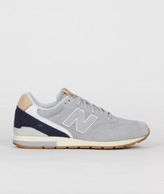 New Balance - MRL996 TA - Grey Navy