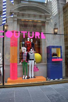 Juicy Couture Window Display | Fabricated by Creative NYC #MadeByCreativeNYC