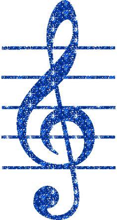 music glitter - Google Search