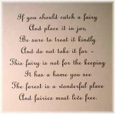 fairy poem