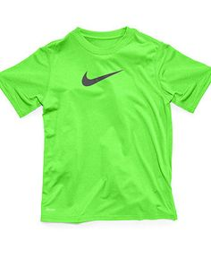 Nike Kids T-Shirt, Boys Dri-FIT T-Shirt - Kids Boys 8-20 - Macy's $18