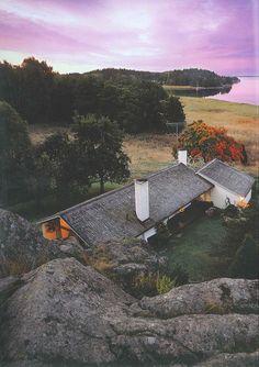 Gunnar Asplund, Own Summerhouse - 1937