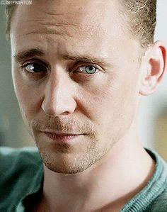Yeah I'm in love / Just Tom Hiddleston