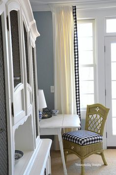 Guest Room Writing Desk-Housepitality Designs