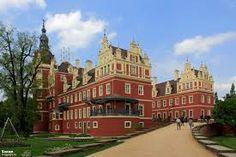 Muzakow palac Poland