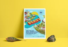 Poster for Urban Market - BEAST EDITION