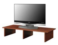 Amazon.com: Designs2Go Large TV / Monitor Riser, Cherry: Kitchen & Dining