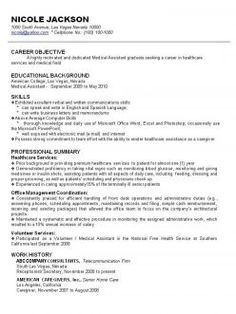 A Stay at Home Mom resume for parents with a solid amount of ...