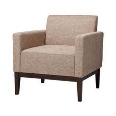 Manhattan Occasional Accent Lounge Chair - Dark Khaki - Target