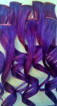 Mermaid Hair Extensions, Colored Hair Extensions, Real Human Hair Extensions, Clip In Hair Extensions, Pastel Hair, Pink Hair, Ombre Hair, Dye My Hair, New Hair