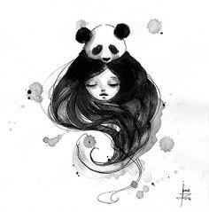 Ella nunca había utilizado tinta y se sorprendió demasiado cuando vio lo que…