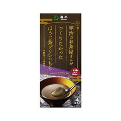 Who would have thought that hojicha and milk are such a great combination mix for pudding!? Morihan's hojicha puddingmix makes it easy and fun to make delicious pudding at home.Based in Uji, Kyoto, Morihan is a well respected company producing tea related products for centuries.  Producer: Morihan Country of manufacturing: Japan Amount: 20g x 4 sticks = 80g