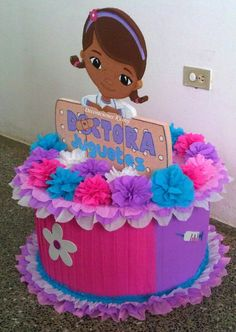 piñatas entamboradas Moana Birthday Party, Birthday Fun, Birthday Parties, Crafts To Do, Crafts For Kids, Doc Mcstuffins Birthday, Tutu Party, Fiesta Party, Party Planning