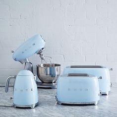 Die 26 Besten Bilder Von Smeg Vintage Kitchen Kitchen Gadgets Und