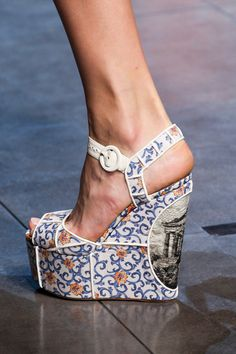 Dolce and Gabbana ready to wear spring 2014