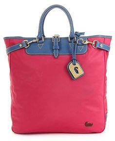 Dooney & Bourke Handbag, Nylon Editors Tote