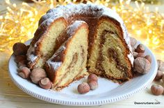 Cozonac pufos reteta simpla cu rahat si nuca - cozonaci traditionali | Savori Urbane Romanian Desserts, Cacao Beans, Pastry And Bakery, Home Food, Sweets Recipes, Carne, Banana Bread, French Toast, Food And Drink