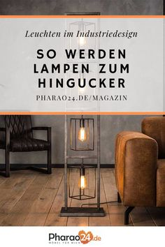 Lampen im Industrie Design - Kiona Gibson Modern, Industrial, Interiordesign, Lighting, Design Design, Loft, Decor, Vintage, Light Fixtures