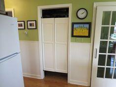 Solid Poplar Western Cafe Doors / Saloon Doors