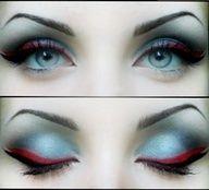vampiresmakeuo | vampire makeup | Hair/Makeup