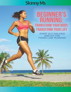 Transform your body with the Beginner's Running Program!  #runningprogram #running #transformation