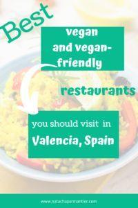 7 reasons you should visit Valencia, Spain as a vegan who loves food & excursions Tempeh Burger, Vegan Burgers, Vegan Snacks, Vegan Recipes, Plant Based Milk, Healthy Lifestyle Changes, Valencia Spain, Lunch Menu, Vegane Rezepte