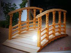 Holz/Kreativität/Brücke