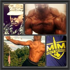Support Military Muscle shares....... Petty Officer @mac_da_truth US NAVY