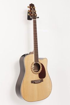 Used Takamine Ef360sc Acoustic Electric Guitar Natural 886830304996