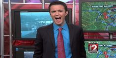 FROZEN SONG PARODY from a weatherman.  VERY FUNNY!