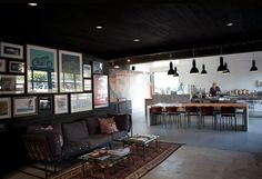 "Deus ex Machina is Venice's Hippest New ""Machine"" Shop Plus Cafe Serving Handsome Coffee - Certified Open - Eater LA"