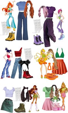 Cute Group Halloween Costumes, Trendy Halloween, Halloween Kostüm, Halloween Outfits, Girl Costumes, Blonde Halloween Costumes, Costume Ideas, Cartoon Outfits, Disney Outfits