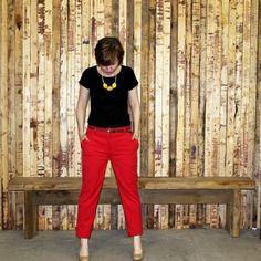 1696 Misses`s & Miss Petite Amazing Fit Pants | Supply | Patterns | Kollabora