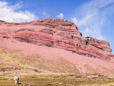 rainbow mountain sce