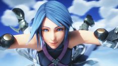 New Kingdom Hearts 2.8 Aqua trailer (The Hype Is REAL)