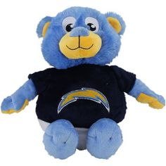 San Diego Chargers Reverse-A-Pal Football Plush Toy