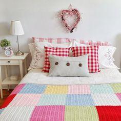 Patchwork Crochet Blanket. Inspiración