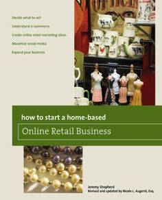 """How to Start a Home-Based Online Retail Business"" Nicole L. Augenti, Esq"