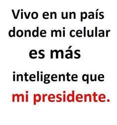 Politica Argentina // También sucede en México !!!