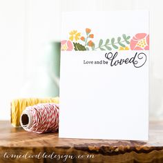 Debby Hughes - Lime Doodle Design - Waffle Flower stamps, Simon Says Stamp and Hero Arts inks