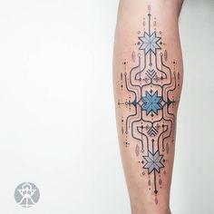 Les tatouages tribaux amazoniens de Brian Gomes  2Tout2Rien
