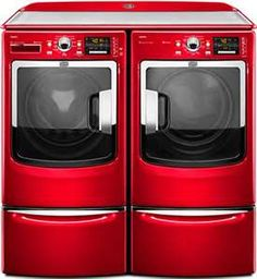 Maytag Maxima washer and dryer | Appliancist