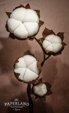 Студия декора PaperLand ❤ Гигантские цветы