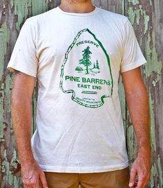 Barnaby Black Pine Barrens Tshirt - www.barnabyblack.com