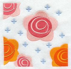 Machine Embroidery Designs at Embroidery Library! - Color Change - C8454